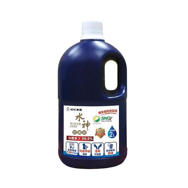 水神抗菌液2L桶裝水【康是美】