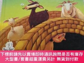 二手書博民逛書店Three罕見Billy Goats Gruff, flip一up fairy talesY284058 Ch