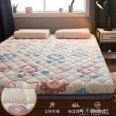 羊羔絨床墊軟墊冬季加厚保暖學生宿舍單人海綿租房專用榻榻米褥子
