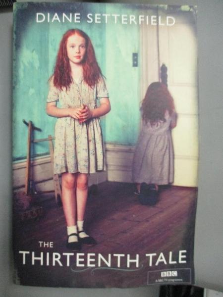 【書寶二手書T2/原文小說_GJF】The Thirteenth Tale_Diane Setterfield