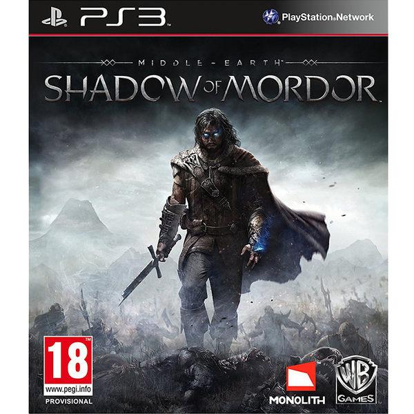 PS3 中土世界:魔多之影 -英文版- Middle Earth: Shadow of Mordor