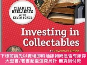 二手書博民逛書店預訂Investing罕見In Collectables: An Investor S Guide To Turn