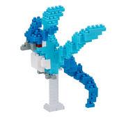 《 Nano Block 迷你積木 》【 神奇寶貝系列 】NBPM_048 急凍鳥╭★ JOYBUS玩具百貨