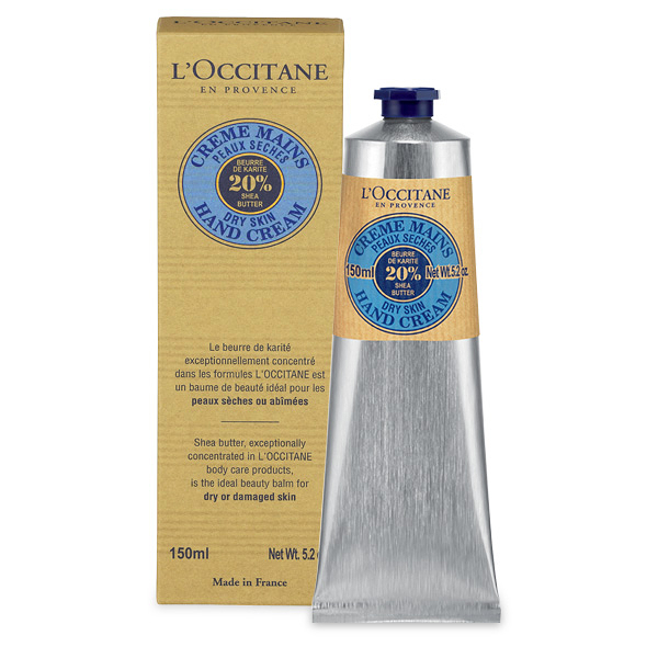 L'OCCITANE 歐舒丹乳油木護手霜-150ml