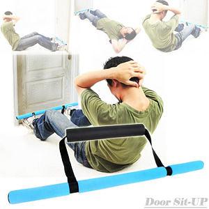 台灣製造 簡易型門扣仰臥桿.健腹器.仰臥起坐器.有氧運動用品.輕巧健身器材特賣會便宜