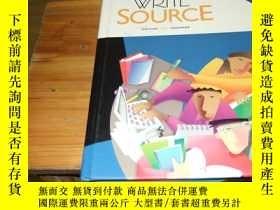 二手書博民逛書店write罕見sourceY17081 ISBN:9780547
