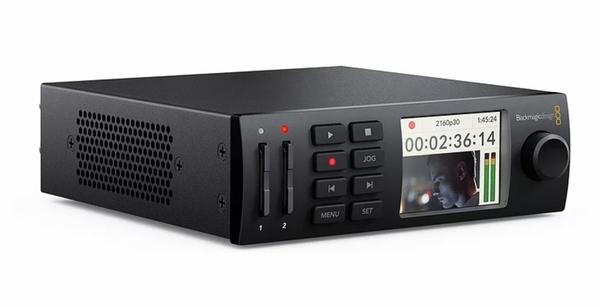 【聖影數位】BlackMagic HyperDeck Studio Mini 全球最小Ultra HD 廣播級錄影機 公司貨