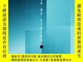 二手書博民逛書店Shadows罕見Of Ethics; Criticism And The Just Society-倫理陰影;批