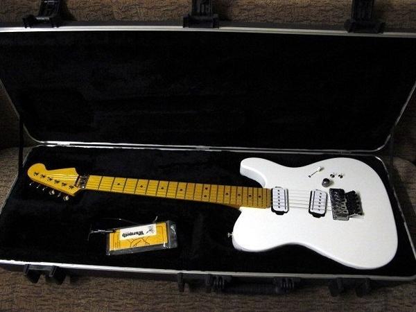 ☆收藏出讓︵☆全新美廠 Warmoth Telecaster P-Rail 電吉他 (已售出)