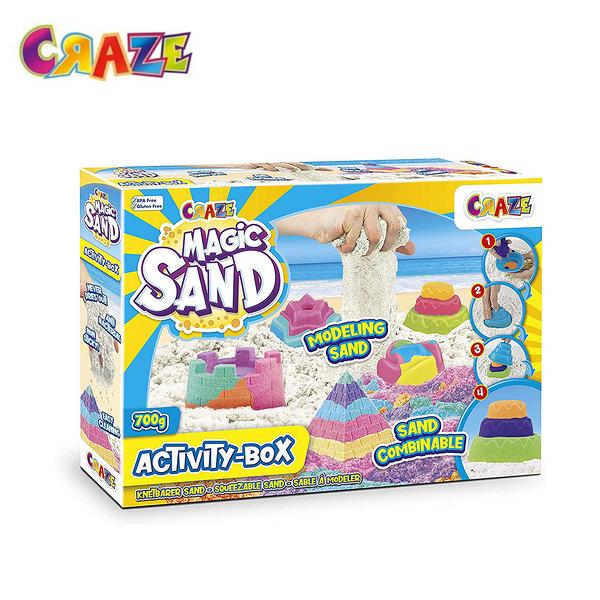 CRAZE 星空沙-沙灘城堡