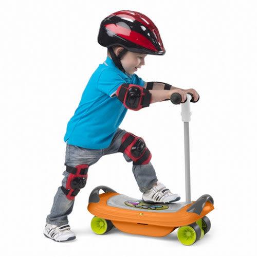 CHICCO 義大利體能運動三合一滑板玩具1組