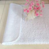高級酒店地巾長毛地墊地毯純棉加厚浴
