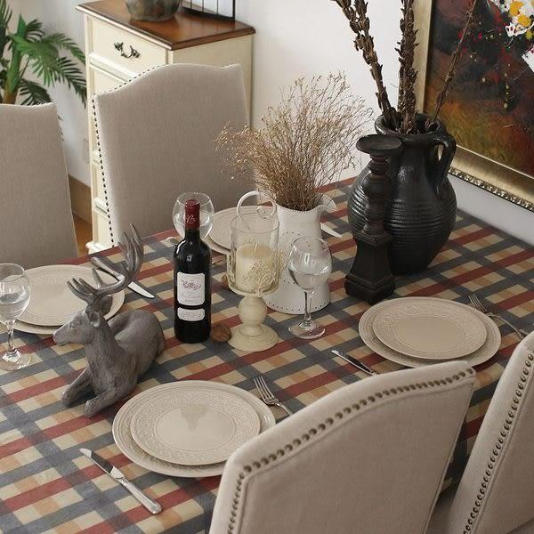時尚可愛空間餐桌布 茶几布 隔熱墊 鍋墊 杯墊 餐桌巾 641 (120*170cm)