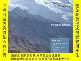 二手書博民逛書店The罕見Survival Of A MathematicianY256260 Steven G. Krant