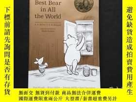二手書博民逛書店The罕見Best Bear in All the WorldY