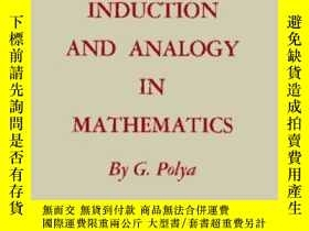 二手書博民逛書店Mathematics罕見And Plausible ReasoningY364682 George Poly