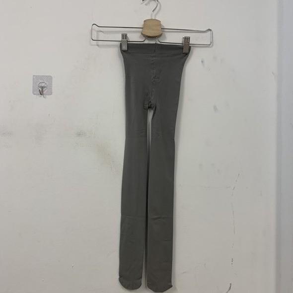 韓版基本款顯瘦不透膚灰色襪褲襪(73公分/777-6174)