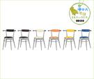 {{ 海中天時尚傢俱 }} C10  摩登時尚 餐椅系列 499-25  龍福餐椅/烤銀腳