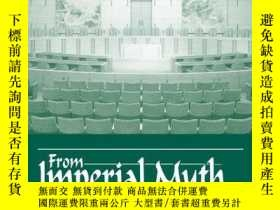 二手書博民逛書店From罕見Imperial Myth To DemocracyY256260 Lawrence Ward B