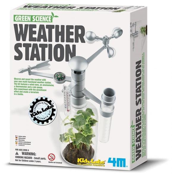 【4M】科學探索系列 - 環保氣象台 Weather Station 00-03279