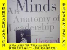 二手書博民逛書店Leading罕見Minds: An Anatomy Of Le