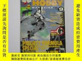 二手書博民逛書店電擊罕見HOBBY 2006年 第9期(中文版)Y24992 出