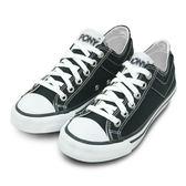 LIKA夢 PONY 經典帆布鞋--Shooter--黑--73U1SH61BK--女