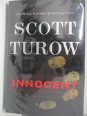 【書寶二手書T3/原文小說_EQ4】Innocent_Turow, Scott