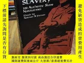 二手書博民逛書店Voices罕見from Slavery: 100 Authentic Slave Narratives (Afr