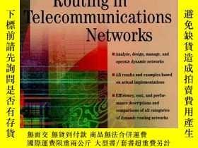 二手書博民逛書店Dynamic罕見Routing in Telecommunications Networks-電信網絡中的動態路