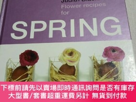 二手書博民逛書店Judith罕見Blacklock's Flower recipes SPRINGY243495 Judith