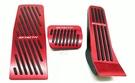 【車王汽車精品百貨】MAZDA MAZDA3 CX3 CX-3 運動款 油門踏板 剎車踏板 休息踏板 三件組
