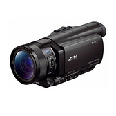 SONY AX-100 4K高畫質專業攝影機(繁中平輸)