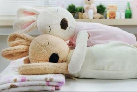 娃娃屋樂園~Le Sucre法國兔砂糖兔(趴趴兔款)75cm690元另有120cm