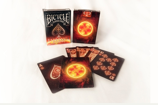 【USPCC撲克】BICYCLE STARGAZER SUNSPOT PLAYING CARDS  S103049515