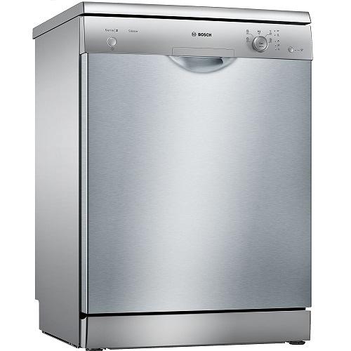 【贈超商3000商品卡】德國 BOSCH 博世 SMS25AI00X 2系列 獨立式 洗碗機 (110V) 12人份 ※熱線 07-7428010