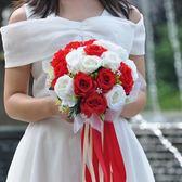 新款婚紗影樓攝影拍照道具結婚慶手拋花婚禮韓式新娘伴娘手捧花  居家物語