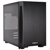 LIAN LI 聯力 TU150WX TU150 強化玻璃側板 鋁合金 ITX 電腦機殼 黑色