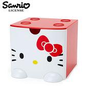 【日本正版】凱蒂貓 疊疊樂 抽屜盒 L號 抽屜 收納盒 桌面收納 Hello Kitty 三麗鷗 Sanrio - 443436