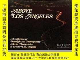 二手書博民逛書店Above罕見Los Angeles: A Collection