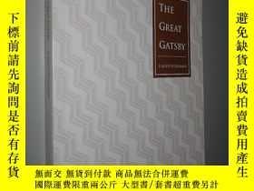 二手書博民逛書店The罕見Great Gatsby 了不起的蓋茨比 英文版 館藏