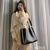 托特包 單肩包女大包包新款潮韓版百搭手提包學生托特包大容量斜背包 新年禮物