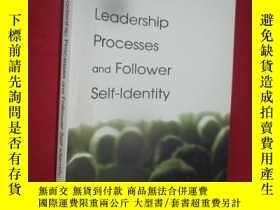 二手書博民逛書店Leadership罕見Processes and Follow