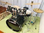 凱傑樂器 中古美品 YAMAHA RDP2F5 黑色 爵士鼓 含架 含MEINL BCS 4片套鈸 公司貨