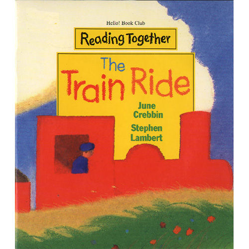 【Reading Together】The Train Ride(1Book + 1CD)