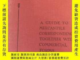 二手書博民逛書店民國版:the罕見business letter write24