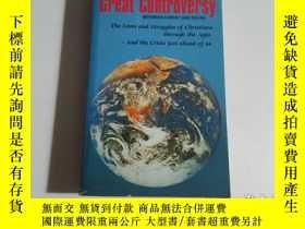 二手書博民逛書店GREAT罕見CONTROVERSY(小32開)Y23707
