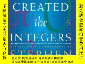二手書博民逛書店God罕見Created The IntegersY256260 Stephen W. Hawking Run