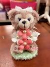 *Yvonne MJA* 日本 迪士尼樂園 限定 正版商品 2021年 春季 雪莉玫 坐姿 吊飾 娃娃