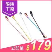 SkinApple 金屬葫蘆款攪拌匙(20cm)4支入 款式可選【小三美日】原價$199